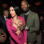 Offset grabs wife Cardi B's breast at Clive Davis' star-studded annual pre-Grammy gala (Photos)