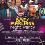 BME Marlians Night Party