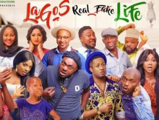 Real Lagos Fake Life Art Cover