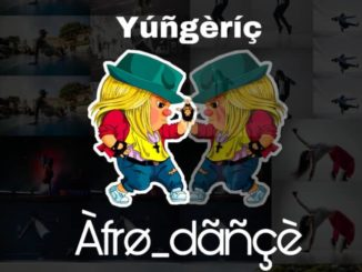 Youngeric – Afro Dance