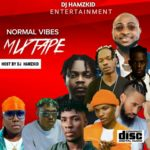 DJ Hamzkid – Normal Vibes Mix