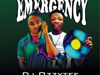 DJ Ozzytee ft. Cent Remy – Emergency