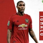 Manchester United New Signee Odion Ighalo, To Play Against Chelsea (See full Details)