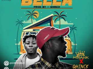 M.Rank ft. Qhinck – Bella