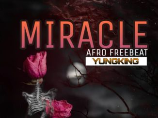 Yungking – Miracle Afrobeat Instrumental