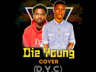 BlezzyGale – Die Young Cover D.Y.C