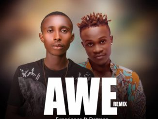 Experience ft. Dotman – Awe Cover