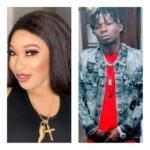 """""""I Am Offering Tonto Dike 4million Naira Just For A Date"""", 2Brand Makes A Shocking Offer"""