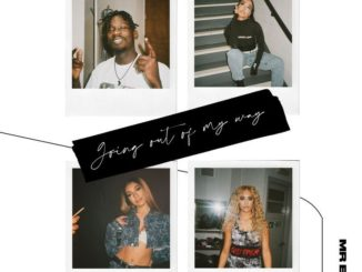 M.O ft. Mr Eazi – Going Out Of My Way