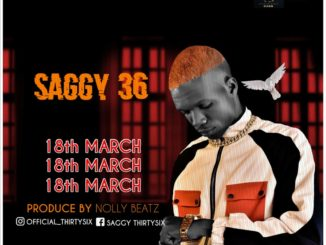 Saggy 36 – 18th March
