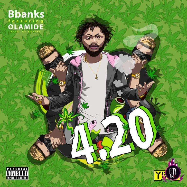 BBanks ft. Olamide – 4.20