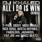 DJ Khaled ft. All Stars – All I Do Is Win (Remix)