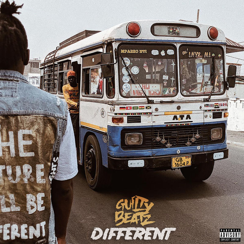 GuiltyBeatz – Different Full EP
