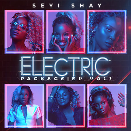 Seyi Shay ft. DJ Spinall Vision DJ King Promise