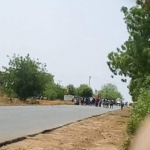 Covid-19 Patients In Gombe Stage Protest Over Inadequate Medical Attention At State's Isolation Center, Block Highway