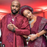 """""""Thank You For Building With Me"""" Banky W Celebrates Wife Adesua"""