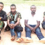 JusticeForLeo: Soldier, deserters who kidnapped an undergraduate from Imo and killed him in Anambra have been nabbed