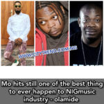 Mo hits still one of the best thing to ever happen to NIGmusic industry – olamide