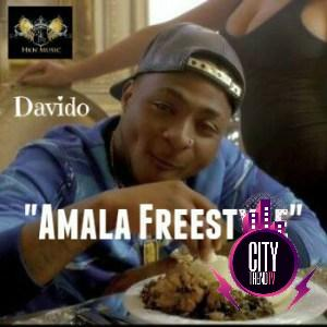 Davido – Amala Freestyle Chris Brown Cover