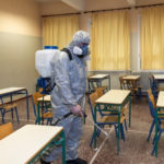 Federal Government To Disinfect Schools Nationwide Before Resumption