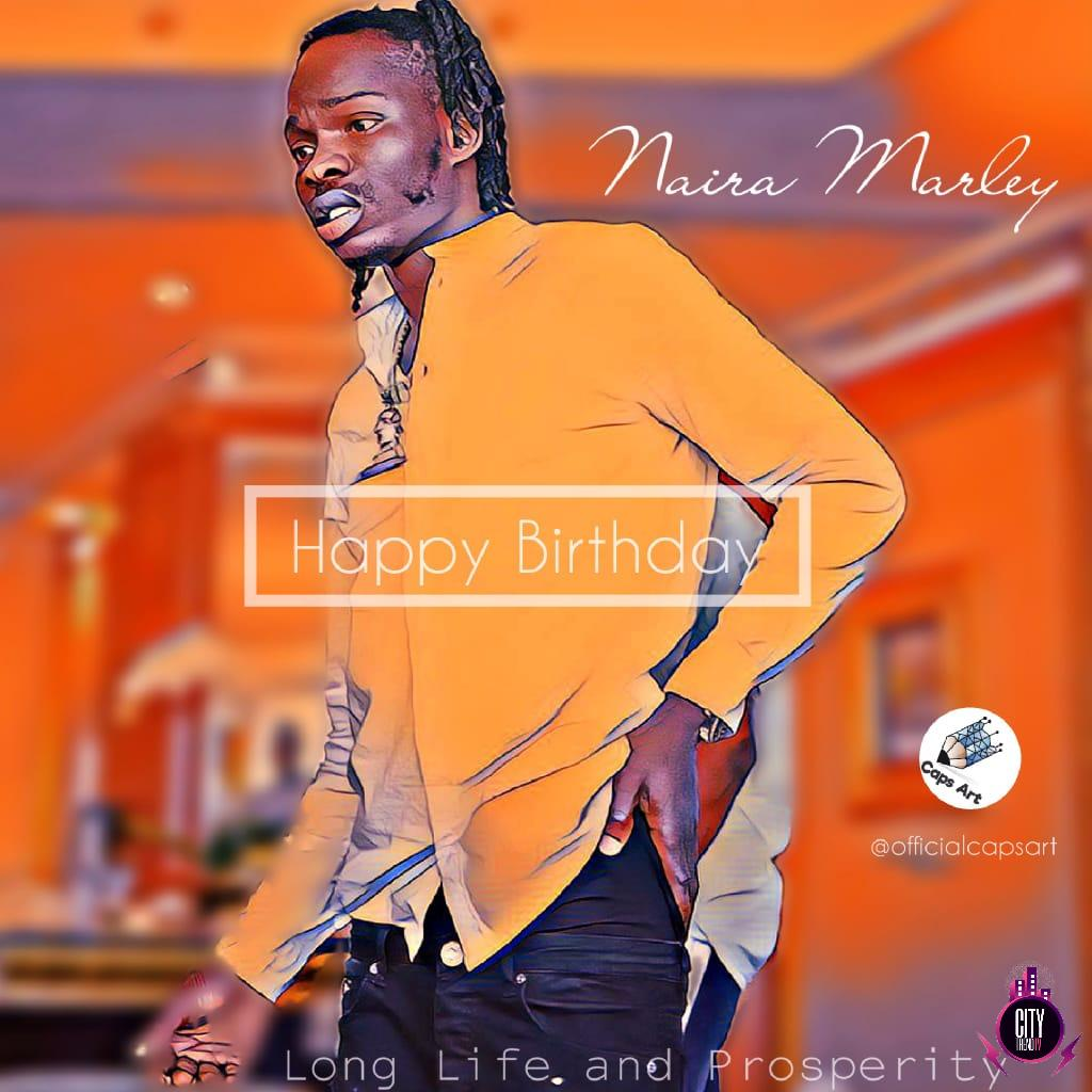Naira Marley – Birthday Gotta Dance