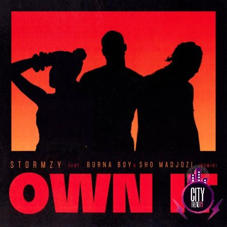 Stormzy ft. Burna Boy Sho Madjozi – Own It Remix