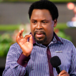 Some Nigerians May Withdraw To Villages Later – Prophet TB Joshua