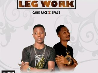 Care Face x 4Face – Leg Work