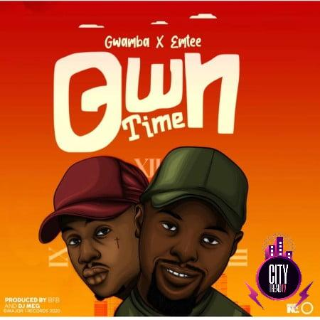 Gwamba ft. Emtee – Own Time