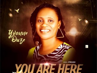 Yvonne Duze – You Are Here