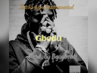 Bguybeats – Gbedu Instrumental