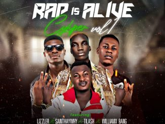 Hardeybiteondmix – Rap Is Alive