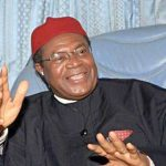 We will join Nnamdi Kanu to demand for the creation of Biafra if South-East doesn't get the presidency in 2023- Former PDP chairman, Okwesilieze Nwodo