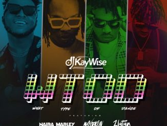 DJ Kaywise – What Type of Dance WTOD