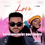 Dr Dolor ft. Teni – LOVE (Instrumental)