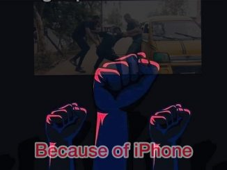 Yung Alpha x Ice Prince – Because Of Iphone EndSars