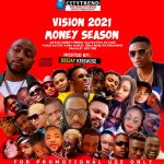DJ Kisswise – Vision 2021 Money Season Mix