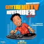DJ Ozzytee ft. CityTrendTv – November Edition Monthly Mix