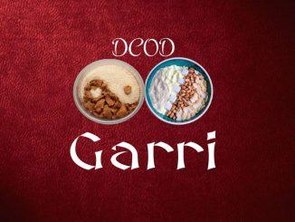 DCOD — Garri