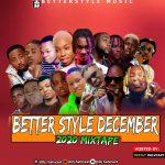 DJ Halvcaxt — Better Style December 2020 Mix
