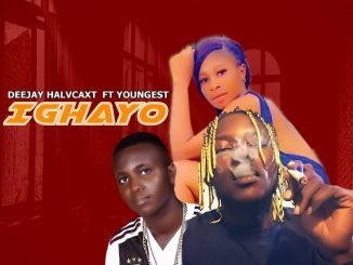 DJ Halvcaxt ft. Youngest — Ighayo