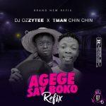 DJ Ozzytee x Tman Chin Chin – Agege Say Boko (Refix)