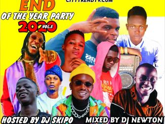 DJ Skipo – Citytrendtv End Of The Year Party Vol. 5 Mix