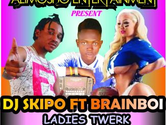 DJ Skipo x Brainboi — Ladies Twerk