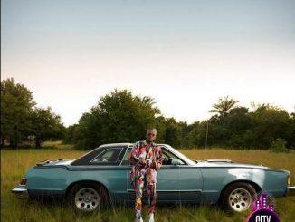 DJ Spinall – Grace Album Tracklist Artwork