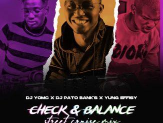DJ Yomc ft. DJ Pato Banks Yung Effissy – CB