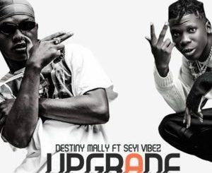 DestinyMally ft. Seyi Vibez — Upgrade