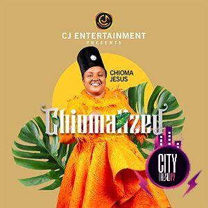 Download Chioma Jesus – Chiomalized Complete Album