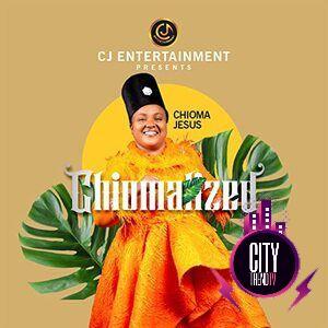 Download Chioma Jesus – Chiomalized Complete Album