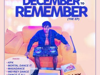 Download DJ YK Beatz – December To Remember Complete EP